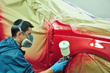 lakierowanie auta